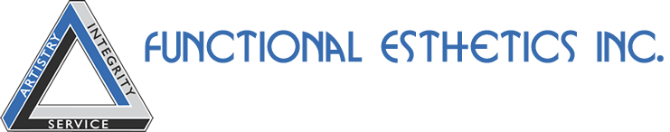 Functional Esthetics Dental Laboratory Logo